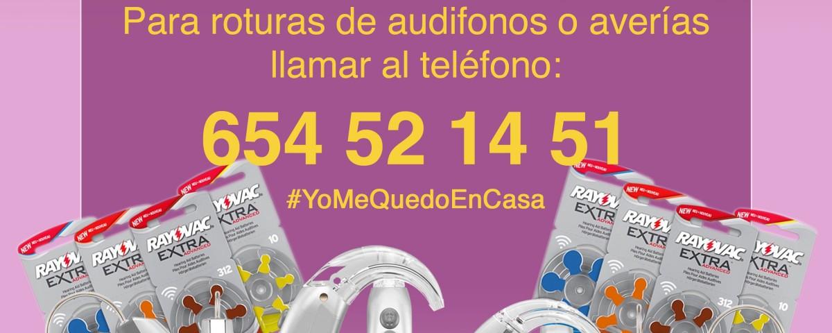 Exana - Audífonos - Emergencia