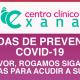 Exana Marbella - Medidas Covid19
