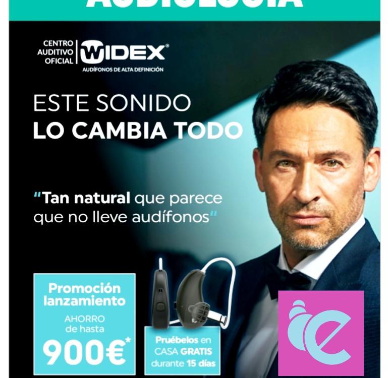 Promoción de Lanzamiento Widex