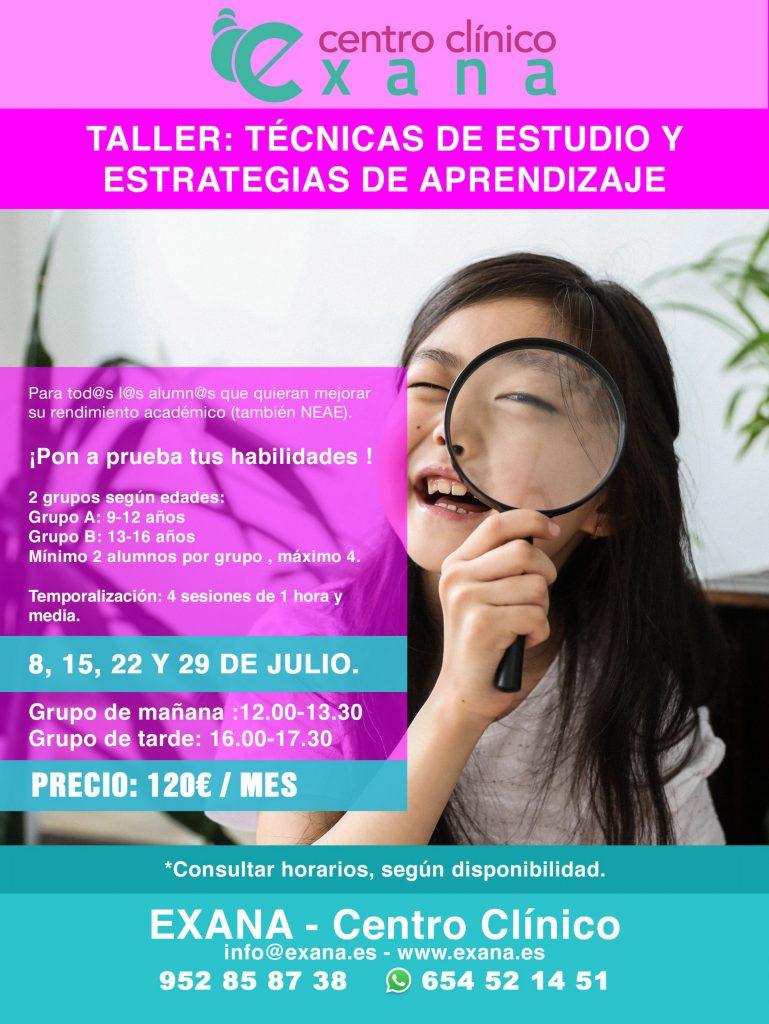 TÉCNICAS DE ESTUDIO Y ESTRATEGIAS DE APRENDIZAJE
